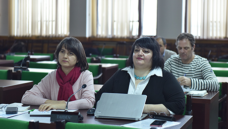 """SESIUNEA FINALĂ A PROIECTULUI ,,NOI ORIZONTURI DE INTERNAȚIONALIZARE"""""""