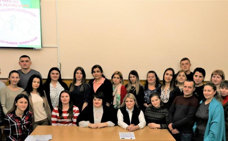 Conferința dedicată fenomenului violenţei domestice în Republica Moldova