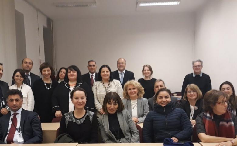 CONFERINȚA 2019 A EXPERȚILOR ÎN REFORMA ÎNVĂȚĂMÂNTULUI SUPERIOR