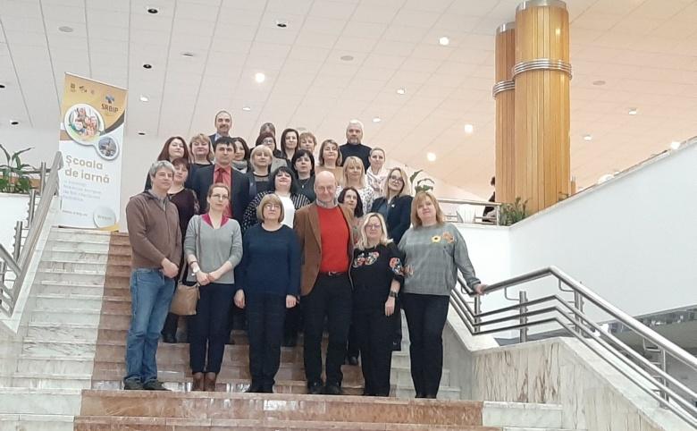 Vizită de studiu la Universitatea Transilvania din Brașov în cadrul proiectului MHELM