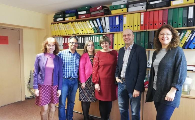 O nouă mobilitate academică internațională la Universitatea Turiba din Riga, Letonia