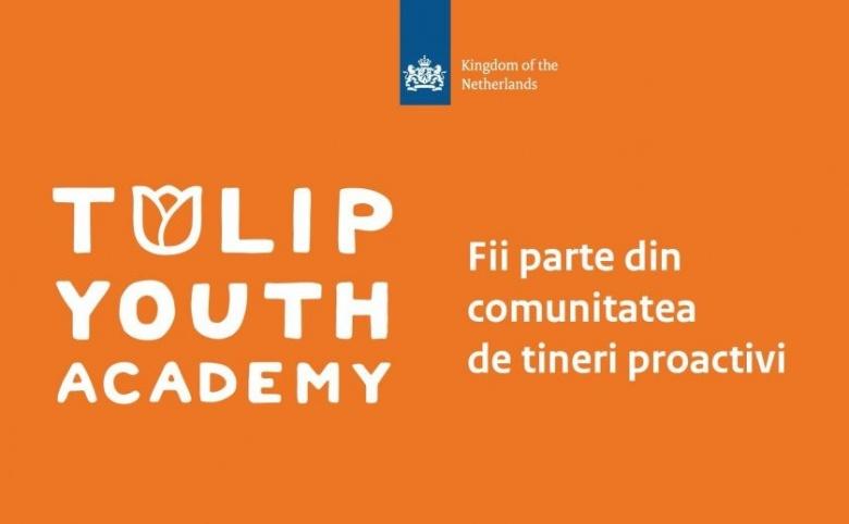 Ambasada Regatului Țărilor de Jos de la Chișinău lansează programul Tulip Youth Academy!