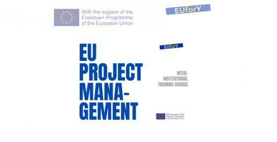 Atelier de instruire în domeniul managementului proiectelor: Cum Să Obții Suport European Pentru Propriile Tale Idei?