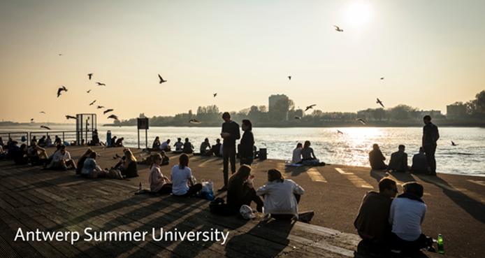 Universitatea de vară din Antwerp 2021: lansarea programului complet!