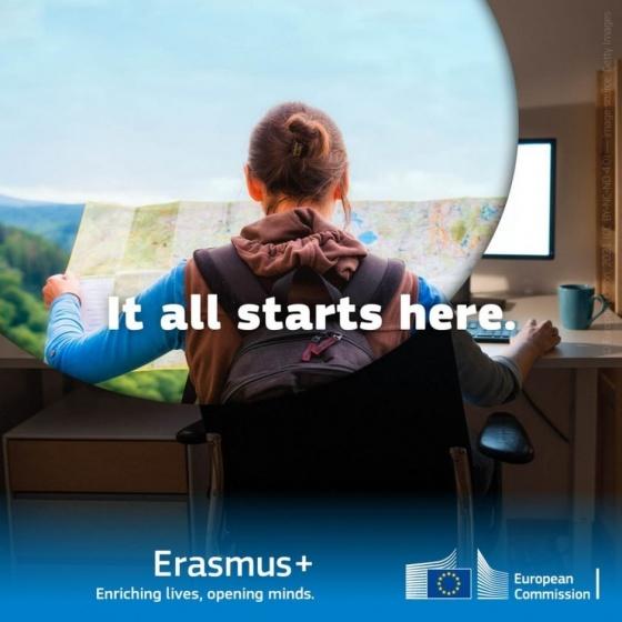 Lansarea noului Program Erasmus+ 2021-2027 și a Apelului pentru propuneri 2021